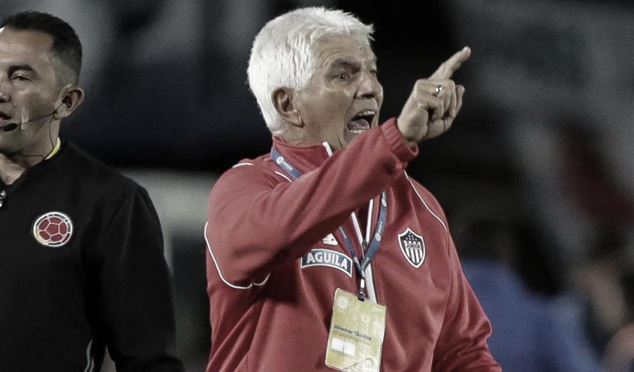 """Julio Comesaña: """"Vamos a Bucaramanga en busca de la clasificación"""""""