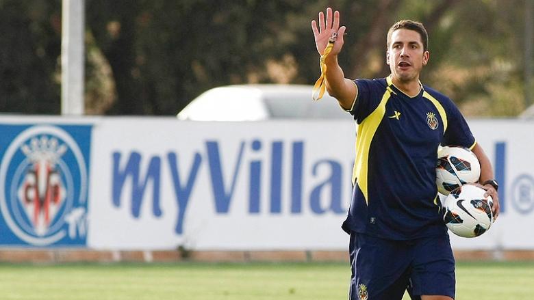 Julio Velázquez: ''Queremos mantener el estilo de juego propio del Villarreal''