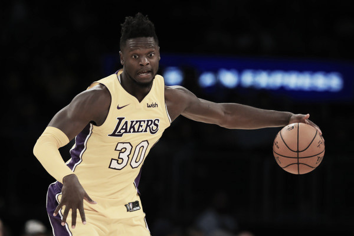 Former Los Angeles Laker forward Julius Randle agrees to terms with New Orleans Pelicans