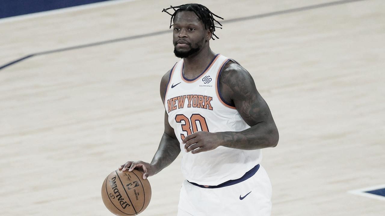 La última lección de Kobe Bryant a los Knicks de Julius Randle
