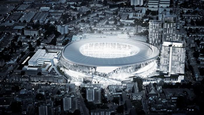 Prefeito de Londres dá carta-branca aos planos do Tottenham de reestruturação do estádio