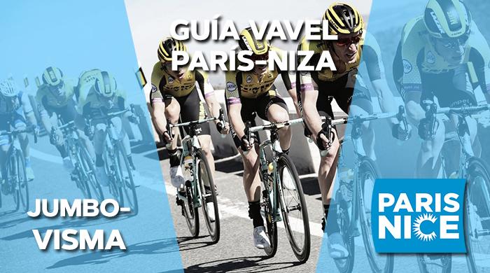 Guía VAVEL: París-Niza 2019. Team Jumbo-Visma