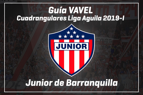 Guía VAVEL Colombia, cuadrangulares Liga Aguila 2019-I: Junior de Barranquilla