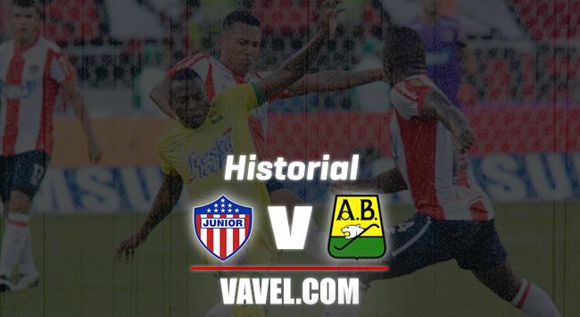 Historial Atlético Bucaramanga vs. Atlético Junior: las estadísticas favorecen a los 'tiburones'
