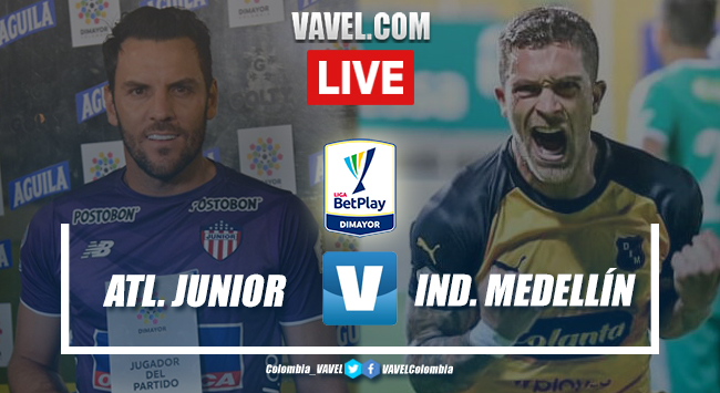 Resumen y goles: Junior 1-0 Medellín en fecha 3 Liga BetPlay 2020-I