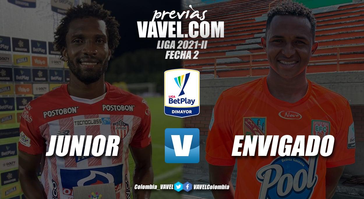 Previa Junior de Barranquilla vs Envigado FC: duelo por los primeros tres puntos de ambas escuadras