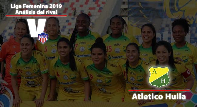 Junior de Barranquilla, análisis del rival: Atlético Huila