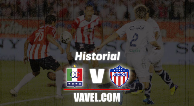 Historial, Once Caldas vs Junior: encuentros disparejos