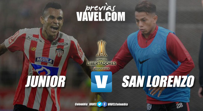Previa Junior vs San Lorenzo: dos realidades y necesidades diferentes