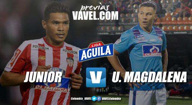 Previa Junior de Barranquilla vs Unión Magdalena: se revive el clásico más representativo del fútbol costeño
