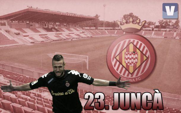 Girona FC 14/15: Juncà