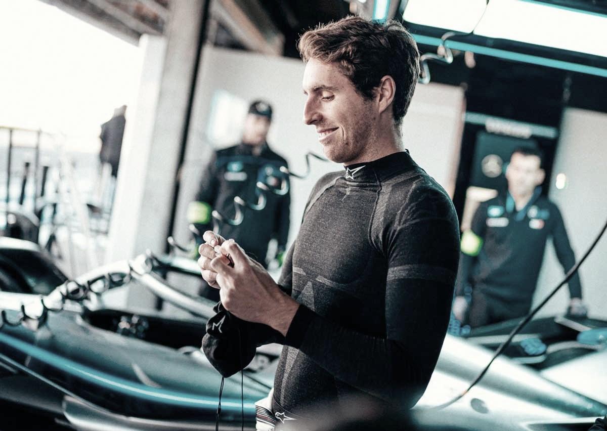 Fórmula E: Juncadella fica empolgado após teste na Mercedes