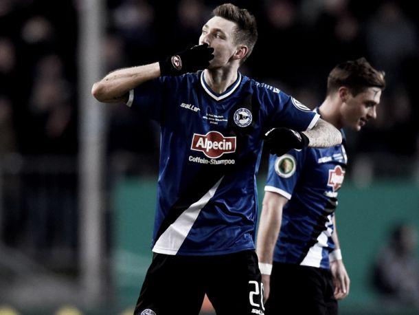 Arminia Bielefeld 3-1 Werder Bremen: Junglas' Brace Helps Cause Major Cup Upset