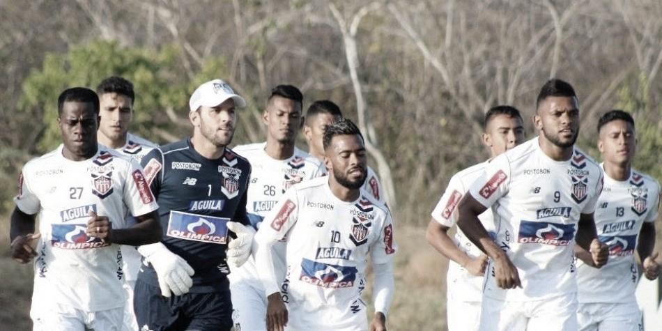 Los convocados de Julio Comesaña para enfrentarse al Deportivo Cali en Palmaseca