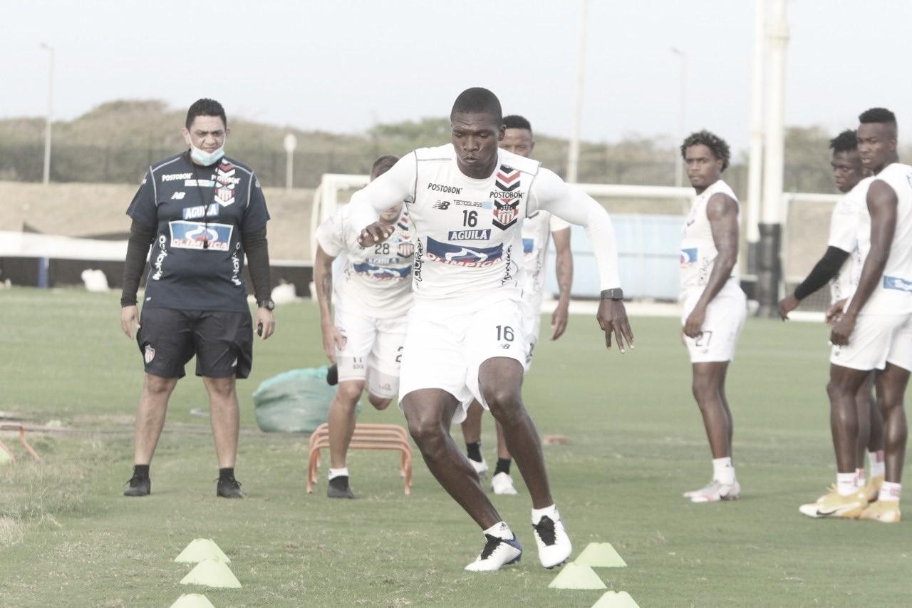 Citados en el Junior para enfrentar al DIM por Copa BetPlay