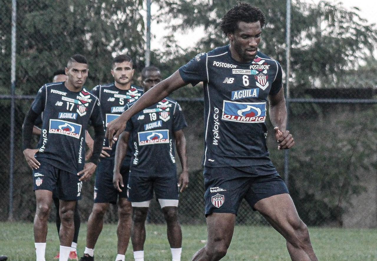 Los convocados por Amaranto Perea para la visita a Fluminense en Libertadores