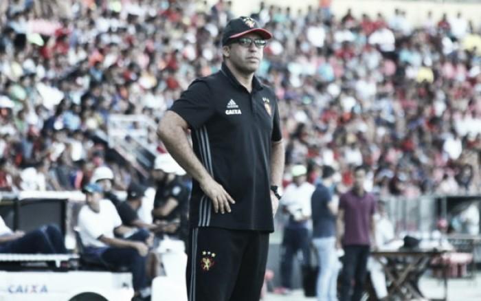 Técnico do Sport, Júnior Câmara prevê dificuldades em jogo com Corinthians na Copinha