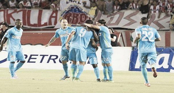 Nacional goleó, gustó y clasificó