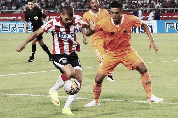 Envigado - Junior: duelo para ponerse al día en la Liga