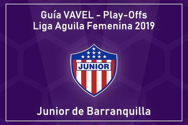 Análisis VAVEL Colombia, Play-Offs Liga Aguila Femenina 2019: Junior de Barranquilla