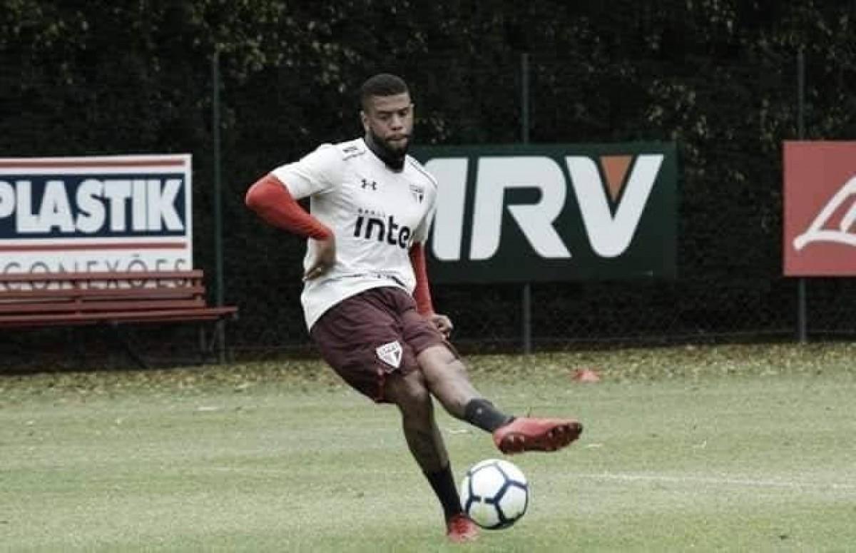 Sem espaço no São Paulo, Júnior Tavares é emprestado à Sampdoria por uma temporada