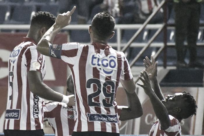 Junior cerró con broche de oro su paso a cuartos de final en Copa Aguila