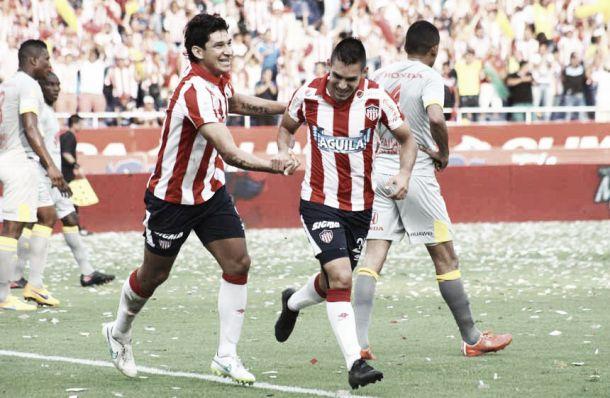 Santa Fe - Atlético Junior: misión, vencer al 'cardenal' en su casa luego de 8 años