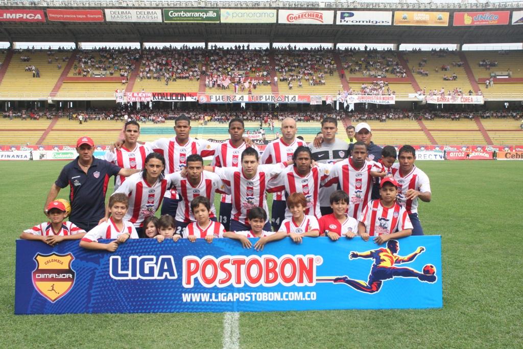 Junior de Barranquilla, campeón colombiano de apertura