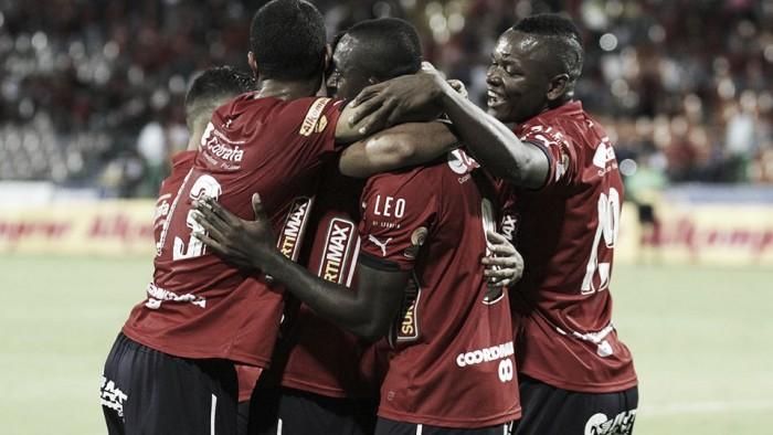 Programación del DIM en cuartos de final Copa Sudamericana