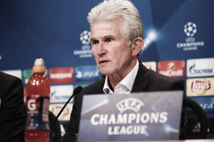 Jupp Heynckes elogia atuação do Bayern e acredita numa evolução maior