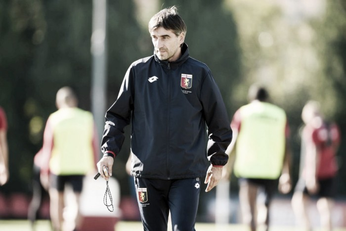 """Genoa, Juric carica l'ambiente: """"Atalanta squadra tosta, sarà una battaglia"""""""