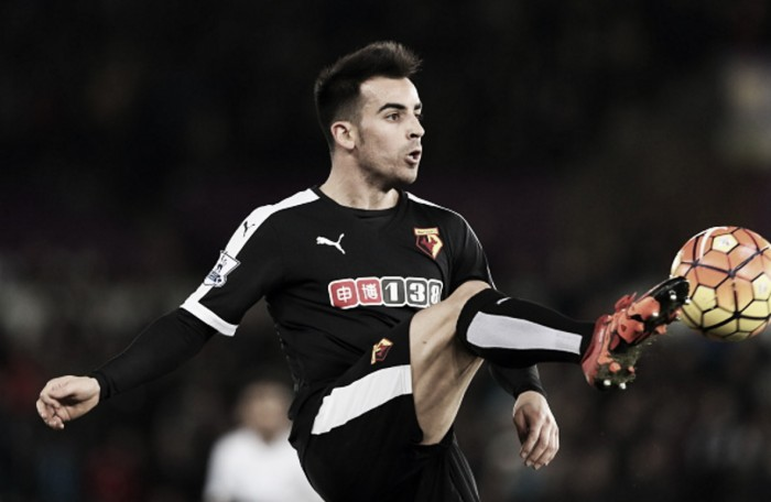 """Keep growing"" says winger Jurado in farewell message to Watford fans"