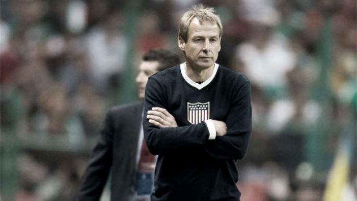 Jurgen Klinsmann denies Everton link