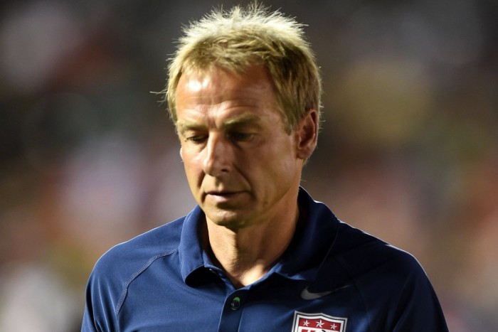 Is Jürgen Klinsmann's Time Running Out?
