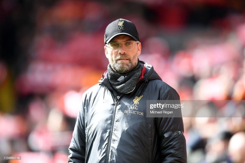 Jürgen Klopp: We have no problem with confidence
