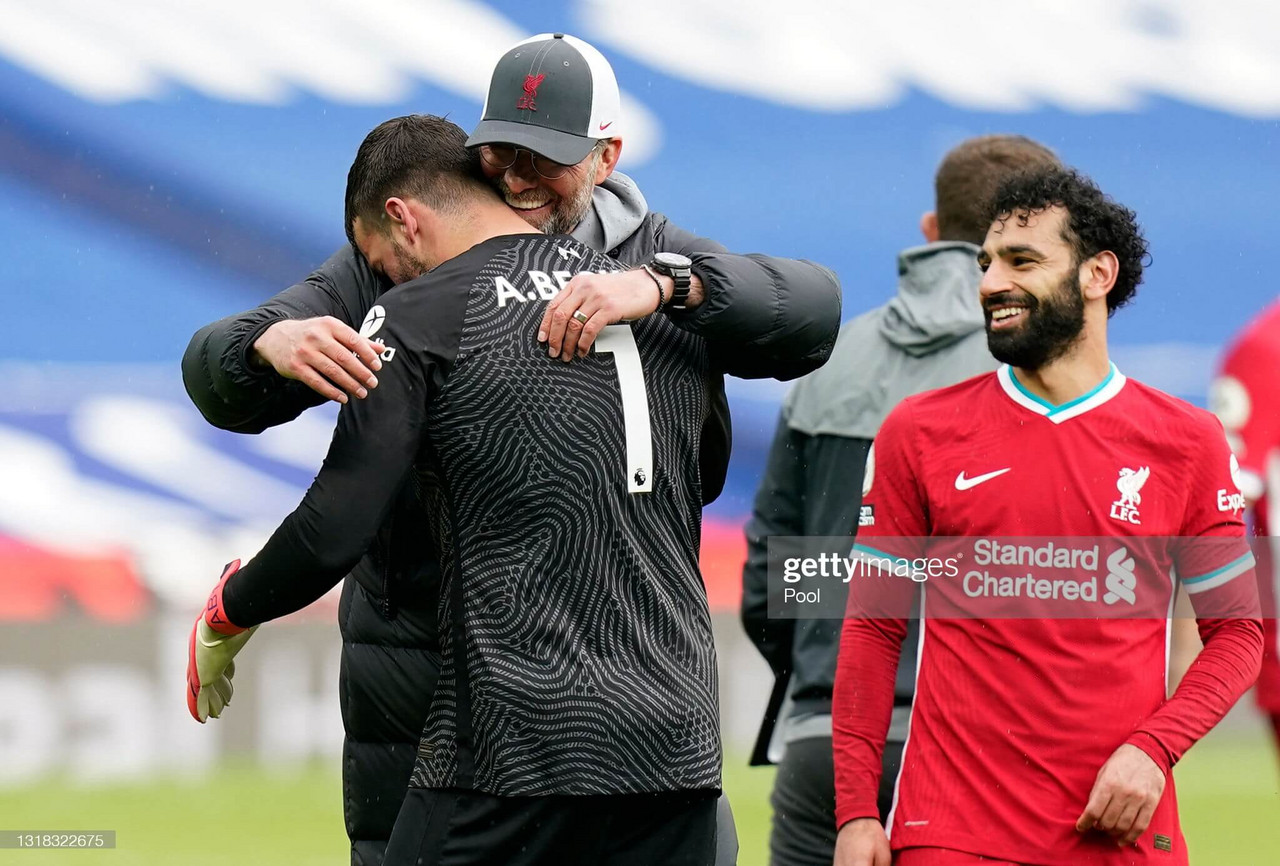 Jurgen Klopp Post-match comments: The result, Alisson heroics, and the battle for top four