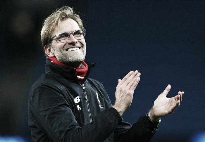 "Jürgen Klopp hoping for Liverpool to enjoy a ""positive, remarkable"" season"