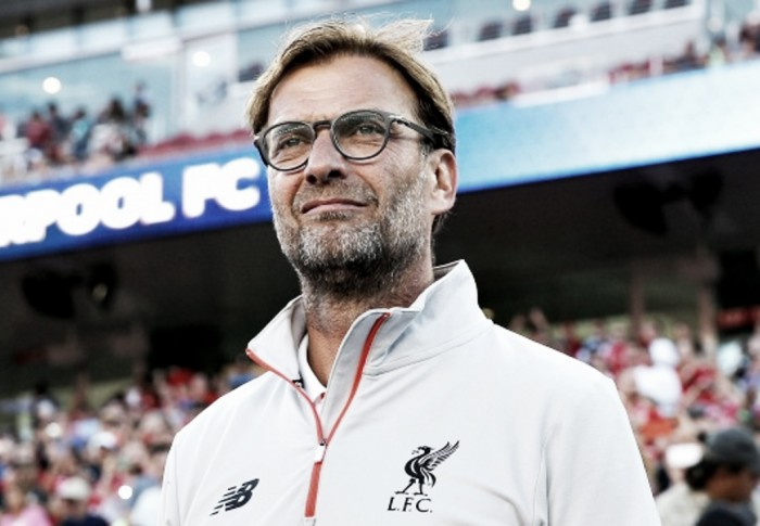 "Jürgen Klopp ""pleased"" with his Liverpool side's performance in 2-0 friendly win over AC Milan"