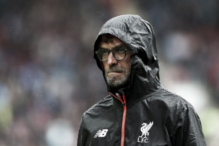 Jürgen Klopp: Liverpool's decision-making not good enough against Burnley