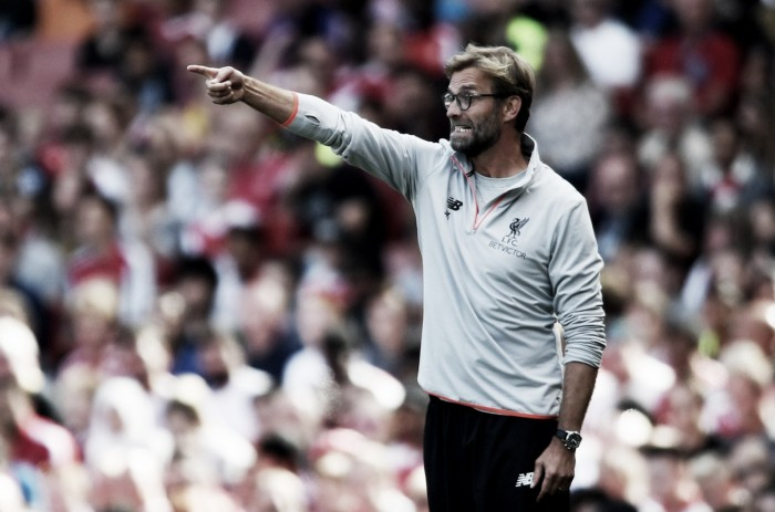 Liverpool were wrong to think the game was over at 4-1 but we will improve, says Jürgen Klopp