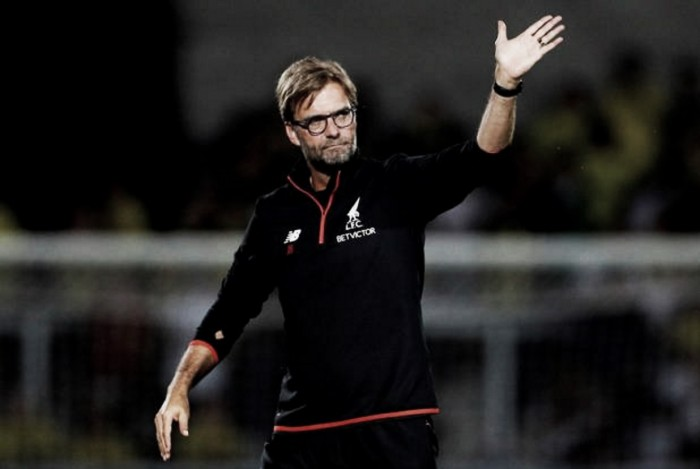 Klopp: Celebrating something each season over the next six years my Liverpool ambition