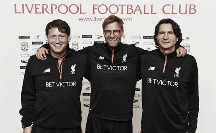 Hard to put into words how honoured I am, says Jürgen Klopp after signing new six-year Liverpool deal