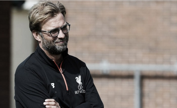 Jürgen Klopp: Liverpool need to be, and will be, more consistent this season