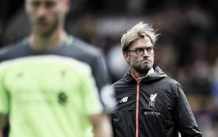 We'll see if I make more signings, but they won't be just because of the Burnley defeat, says Jürgen Klopp