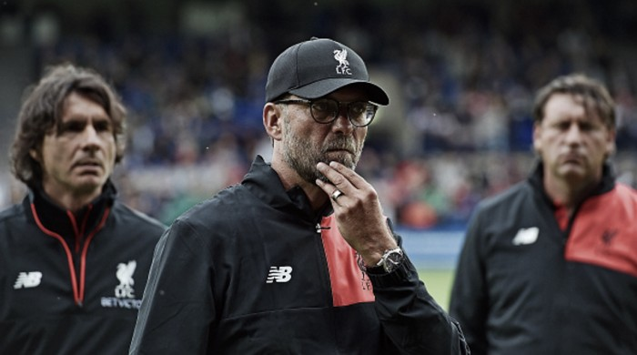 Jürgen Klopp: I'm really happy about the opportunity to be Liverpool manager for a long time