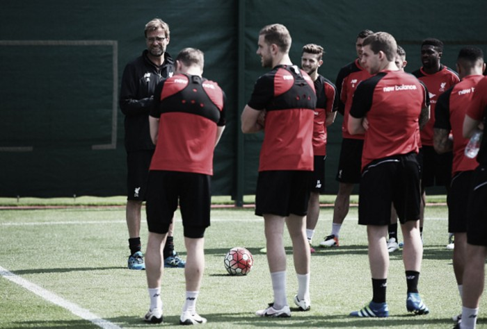 Liverpool announce four local friendlies for 2016-17 season preparations