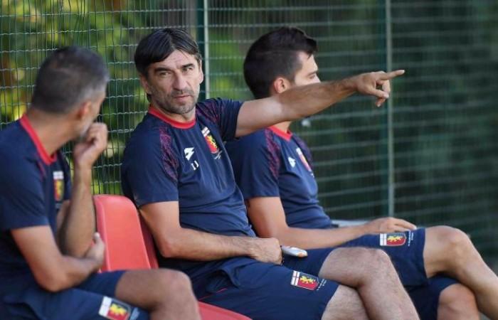 Genoa, primo allenamento per Centurion. Juric resta in attesa di rinforzi dal mercato