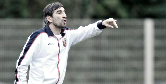 """Genoa, Juric: """"È ora di cambiare marcia. L'esonero? Non ci penso"""""""