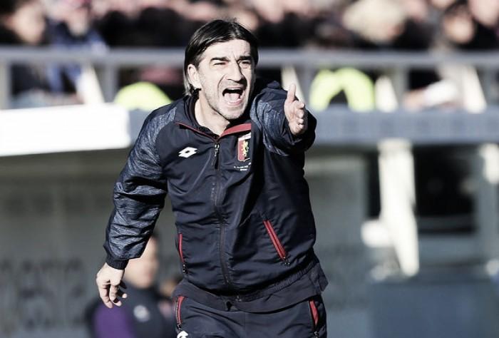 """Genoa, Juric categorico: """"Contro il Palermo non possiamo sbagliare gara"""""""