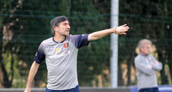 """Genoa - Juric: """"Miglioreremo con coraggio, Rigoni dovrebbe pensare prima di parlare"""""""